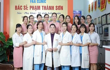 Phòng khám FAA Clinic – Bác sĩ Phạm Thành Sơn