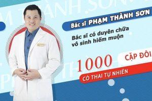 Bác sĩ Phạm Thành Sơn: Bàn tay vàng trong điều trị vô sinh hiếm muộn