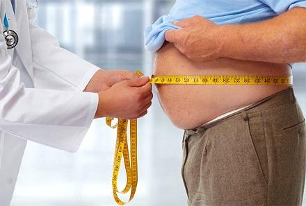 """Nam giới béo phì ảnh hưởng đến """"chuyện ấy"""""""