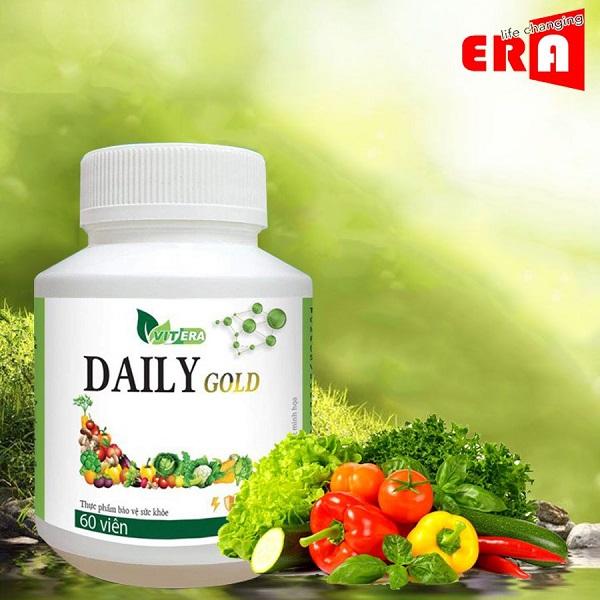 Viên uống Vitamin tổng hợp Daily Vitera