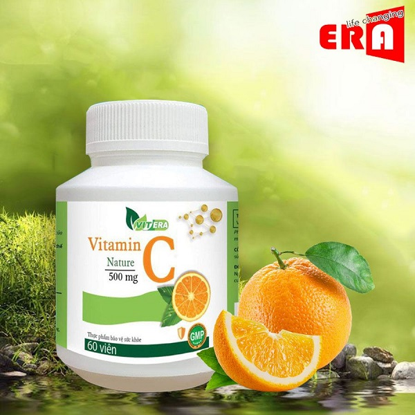 Viên uống bổ sung Vitamin C Vitera