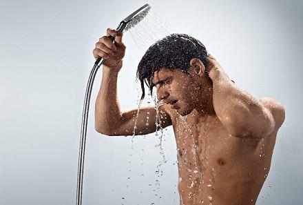 tắm nước nóng có hại cho tinh trùng